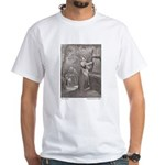 Dore's The Fairies White T-Shirt