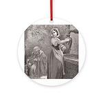 Dore's The Fairies Ornament (Round)