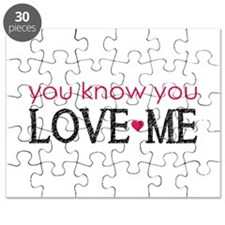 GG You know you love me Puzzle