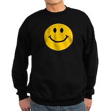 Yellow Smiley Face Sweatshirt