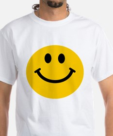 Yellow Smiley Face Shirt