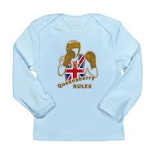 England GB Boxing Long Sleeve Infant T-Shirt