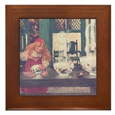 Smith's Goldilocks Framed Tile