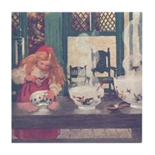 Smith's Goldilocks Tile Coaster