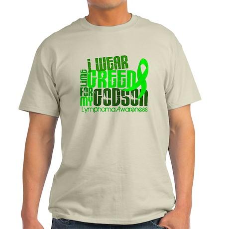 I Wear Lime 6.4 Lymphoma Light T-Shirt