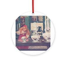Smith's Goldilocks Ornament (Round)
