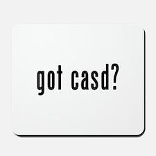 GOT CASD Mousepad