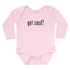 GOT CASD Long Sleeve Infant Bodysuit