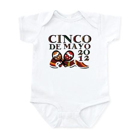 Cinco De Mayo 2012 Infant Bodysuit