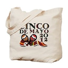 Cinco De Mayo 2012 Tote Bag
