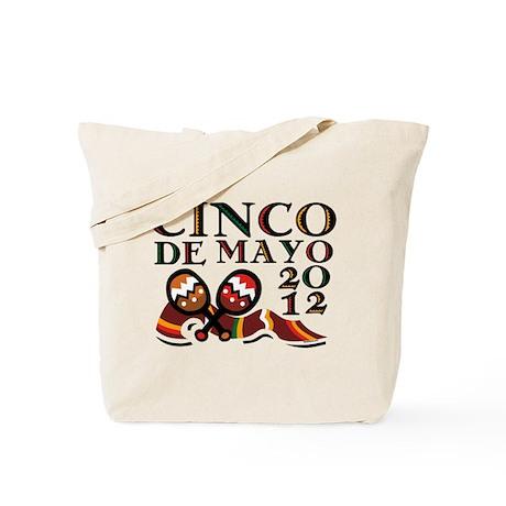 Cinco De Mayo 2012 Tote Bag