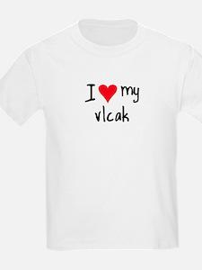 I LOVE MY Vlcak T-Shirt