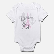Bonjour Paris 2 Infant Bodysuit