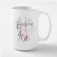 Bonjour Paris 2 Mug