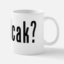 GOT VLCAK Mug