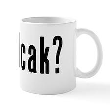GOT VLCAK Small Small Mug