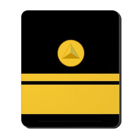 NOAA Rear Admiral<BR> Mousepad
