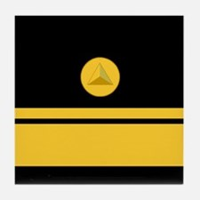 NOAA Rear Admiral<BR> Tile Coaster