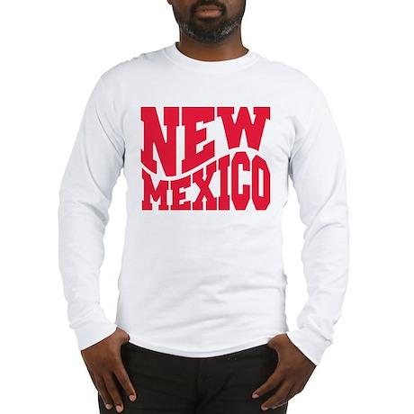 New Mexico Long Sleeve T-Shirt