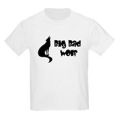 Big Bad Wolf Kids T-Shirt