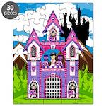 Princess & Fairytale Castle Puzzle