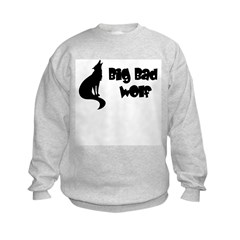 Big Bad Wolf Sweatshirt