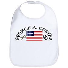 George A. Custer, USA Bib