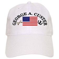 George A. Custer, USA Baseball Cap