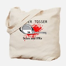 Scars and PRs Tote Bag
