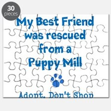 Puppy Mill Rescue Puzzle