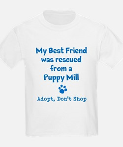 Puppy Mill Rescue T-Shirt