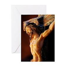 Crucifix Card Single