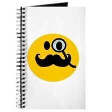Monocle Smiley Journal