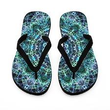 Devine Mandala Flip Flops