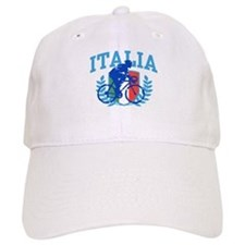 Italia Cycling (male) Baseball Cap