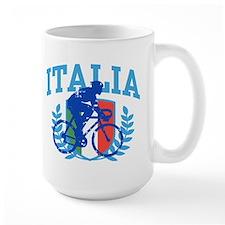 Italia Cycling (male) Mug