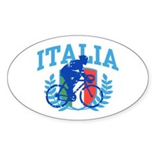 Italia Cycling (male) Decal