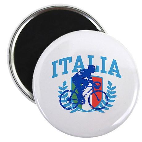Italia Cycling (male) Magnet