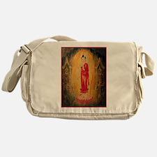 Enlightened Buddha Messenger Bag