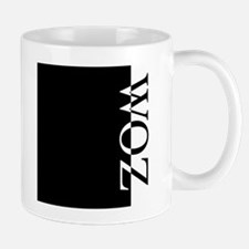 WOZ Typography Mug