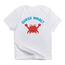 Crab Big Brother To Be Infant T-Shirt