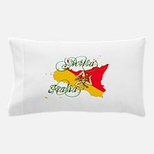 Sicilia Italia Pillow Case