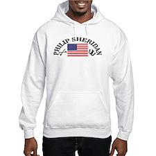 Philip Sheridan, USA Hoodie