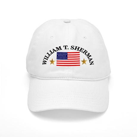 William T. Sherman, USA Cap