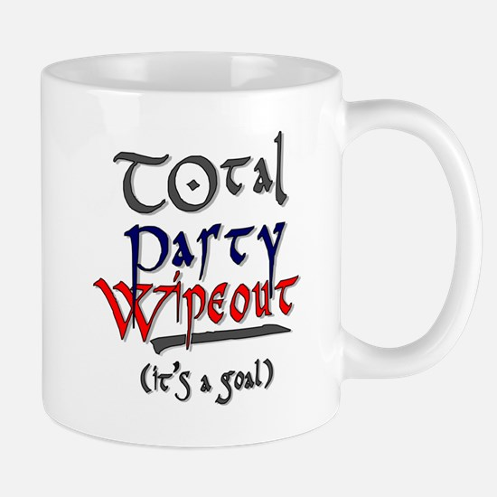 Total Party Wipeout Mug