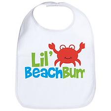 Boy Crab Lil' Beach Bum Bib