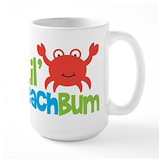 Boy Crab Lil' Beach Bum Mug