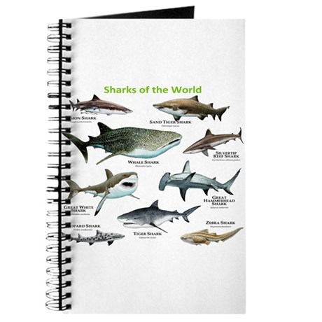 Sharks of the World Journal