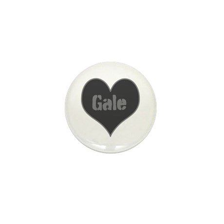 I Love Gale Mini Button