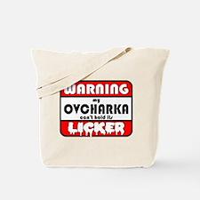 Ovcharka LICKER Tote Bag